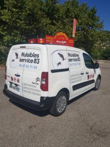 Société Nuisibles Var
